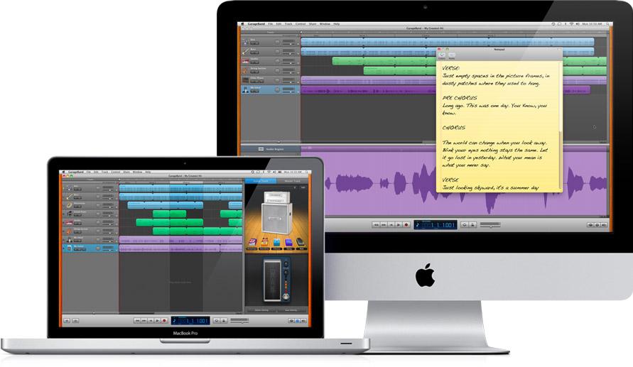 線上教學:Mac電腦與GarageBand的音訊設定