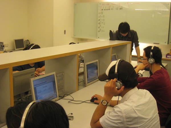 教學記錄:文化大學(數位音樂製作)