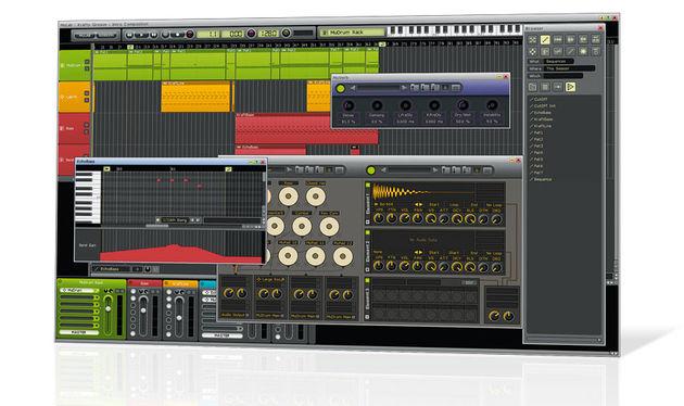 DTM:Mu.LAB 一套完全免費的音樂制作軟體介紹