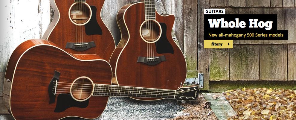 吉他入門:一定要先學木吉他嗎?