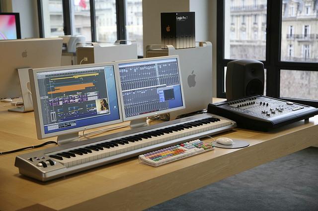 DTM:Logic Pro X 基礎教學-如何更改 Audio Track 的速度