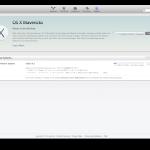 MAC:你的蘋果更新了嗎?OS X Mavericks 免費更新!