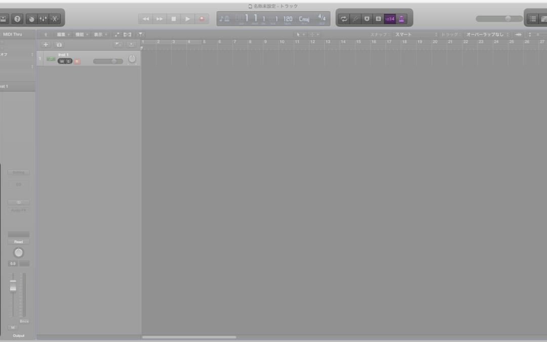 Show Advanced Tool : 為什麼我的 Logic Pro X 界面長的不一樣?