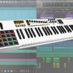 Code 25/49/61 MIDI 控制鍵盤連接設定方法