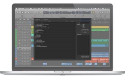 2016 Logic Pro X 常用快捷鍵總整理:Version 10.2.4