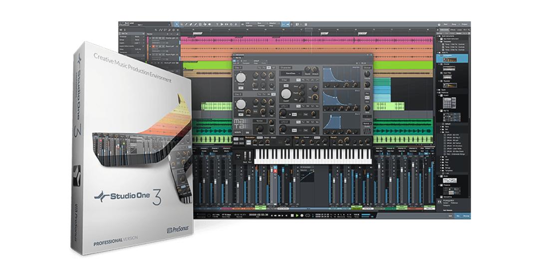 關於 Studio One 的 Audio 輸出與輸入設定
