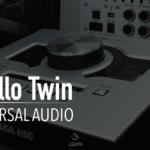 Universal Audio Apollo Twin 錄音介面開箱介紹
