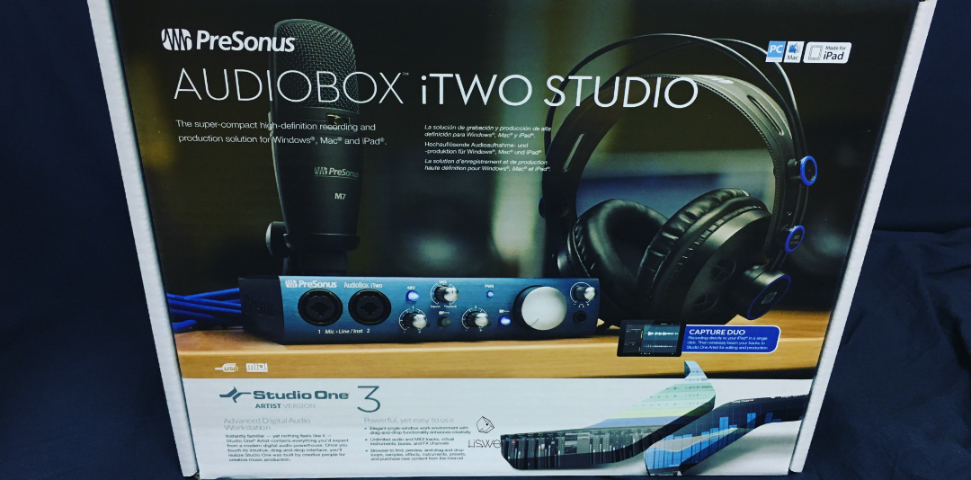關於 Studio One Audio Interface 設定方法分享
