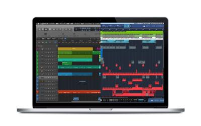 Logic Pro & Studio One 的軟體使用心得與比較