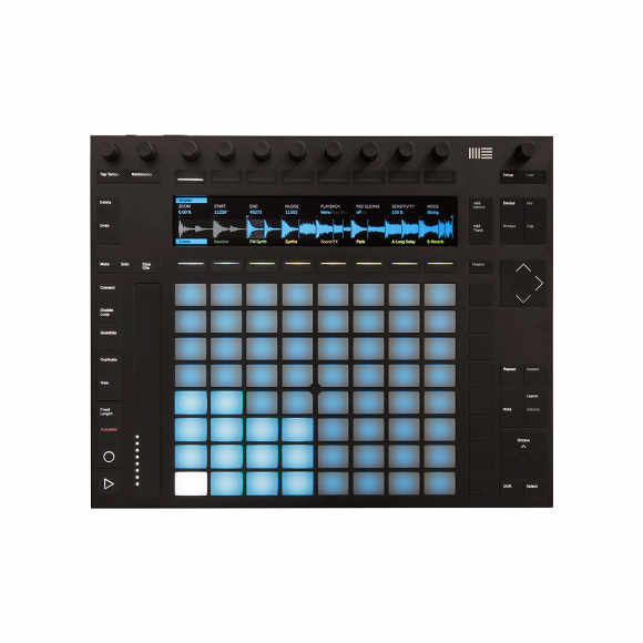 Ableton Push 2 控制器